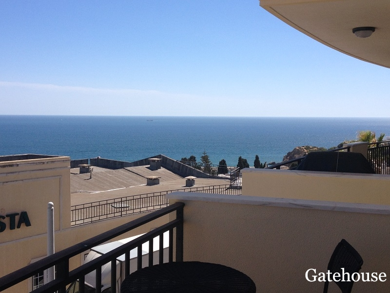 Bank Repossession - Albufeira Bargain 2 Bed Beach Apartment For Sale Algarve