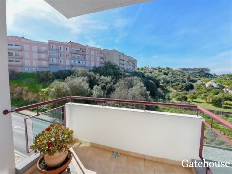 Algarve 3 Bed Spacious Apartment For Sale In Lagos