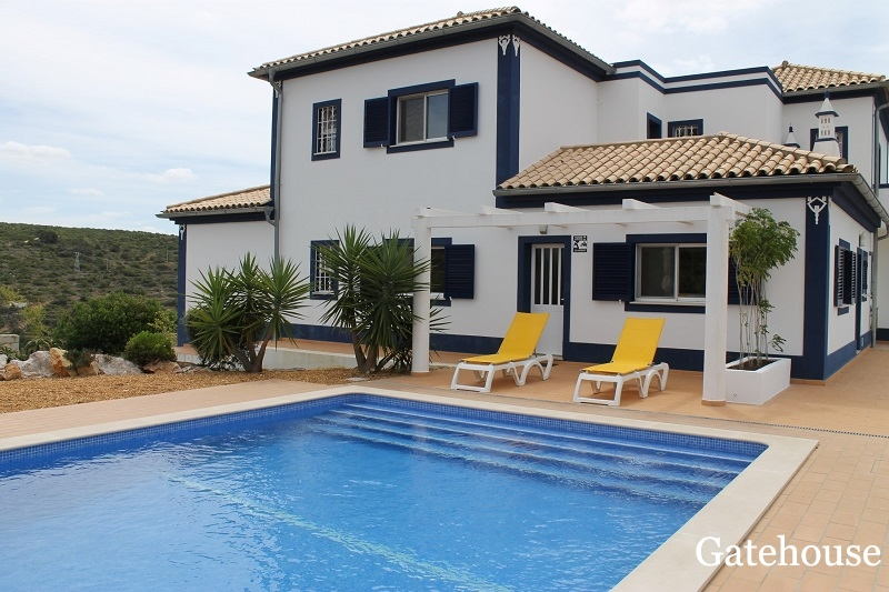 Algarve 4 Bed Villa For Sale In Loule Portugal