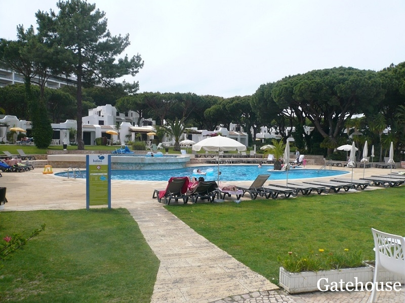Balaia Golf Village 1 Bed Apartment For Sale In Albufeira