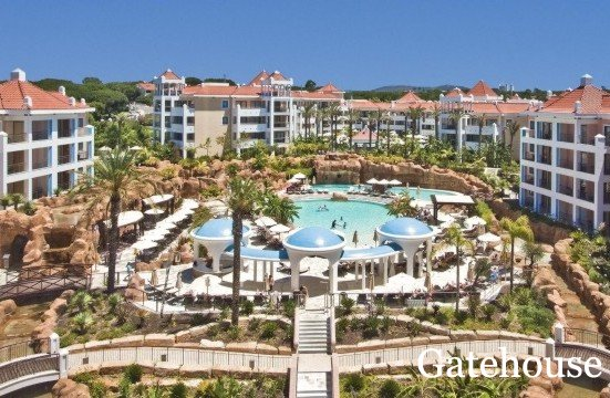 Bank Repossession Apartment In Vilamoura Hilton
