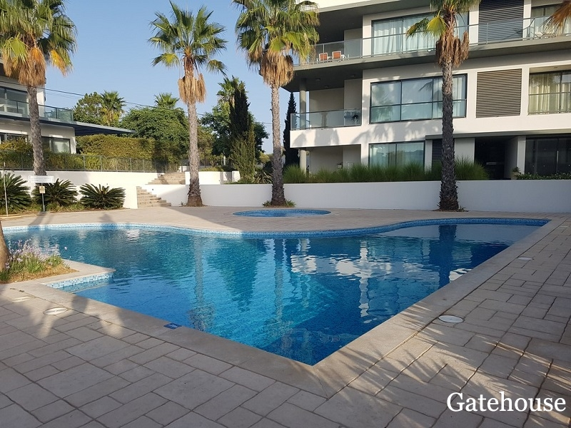Bank Repossession - Beach Front Luxury Apartment For Sale In Quarteira