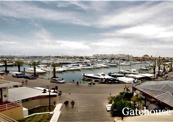 Bank Repossession Sale In Vilamoura Marina – 2 Bed Apartment