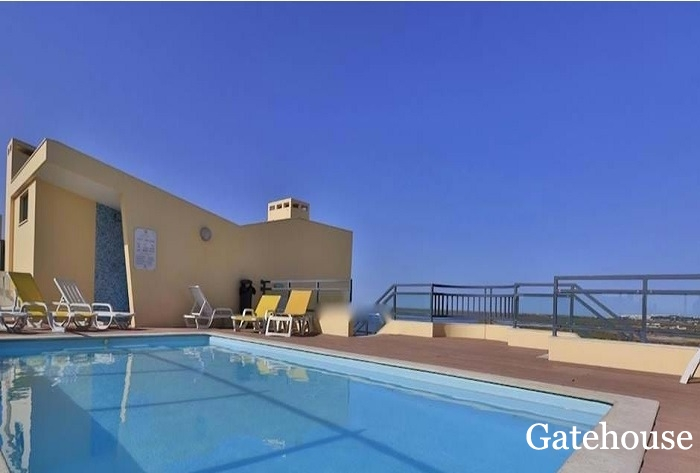 Bank Sale - Olhao 2 Bed New Apartment For Sale In Marina Village
