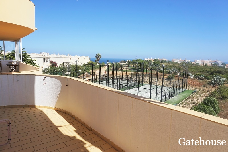 Bargain Apartment With Sea Views For Sale In Salema
