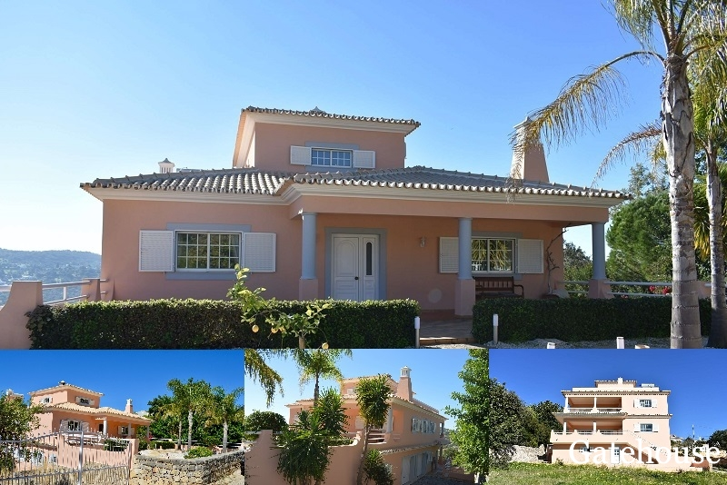 Bargain Detached Villa With 6 Bed And Views For Sale In Sao Bras