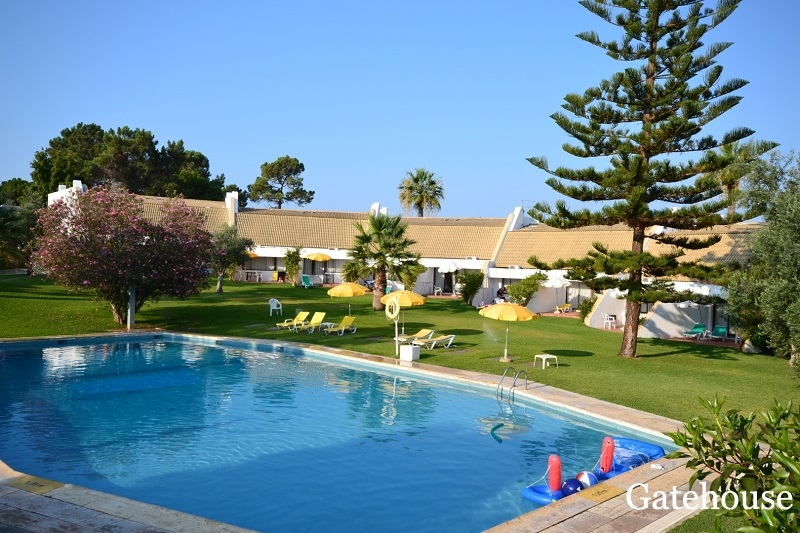 Bargain Townhouse For Sale In Vilamoura