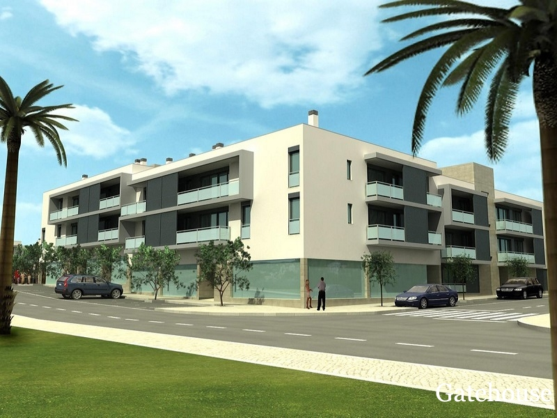 Brand New Modern 3 Bed Apartment For Sale In Almancil