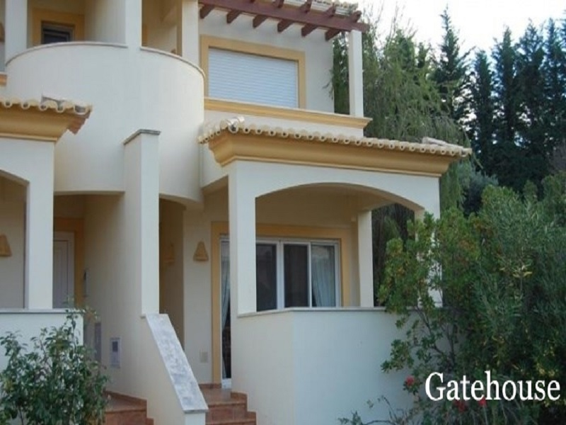 Carvoeiro 2 Bed Golf Apartment For Sale Algarve