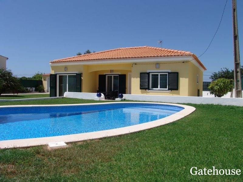 Carvoeiro 3 Bed Detached Villa With Pool And Annex For Sale Algarve