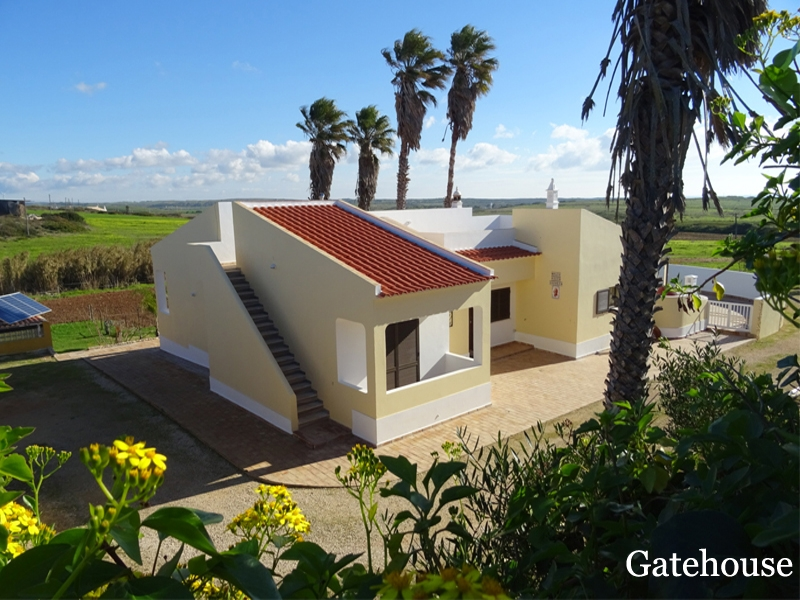 Equestrian Property With Sea Views For Sale In Sagres