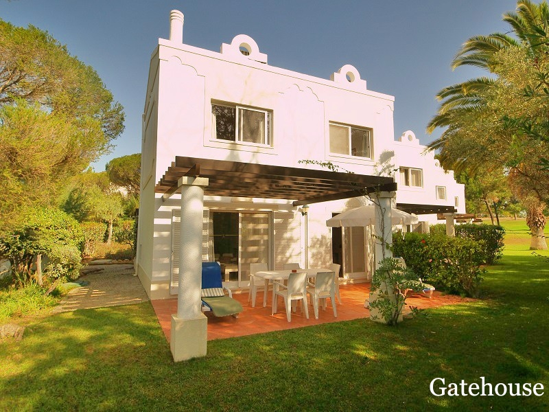 Golden Triangle - 2 Bed Townhouse For Sale In Vilar do Golfe