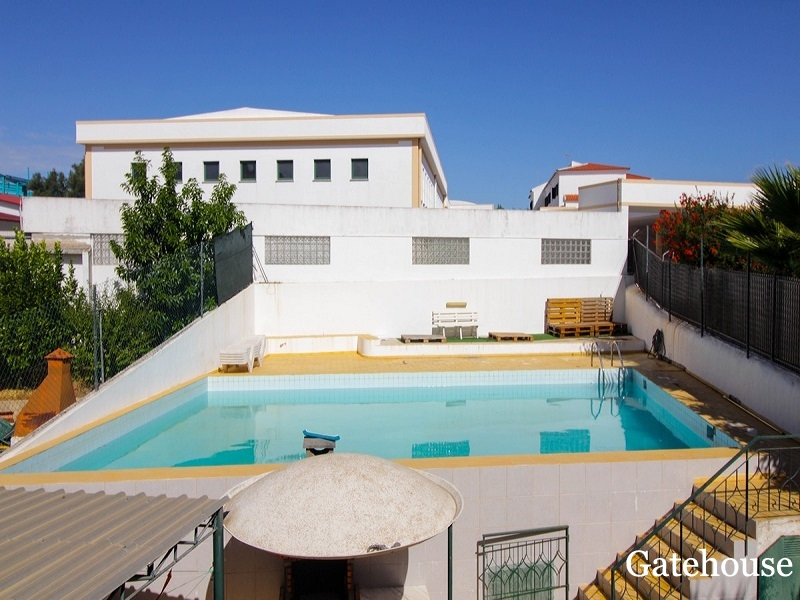 Good Price - 3 Bed Villa With Pool For Sale In Sao Bras