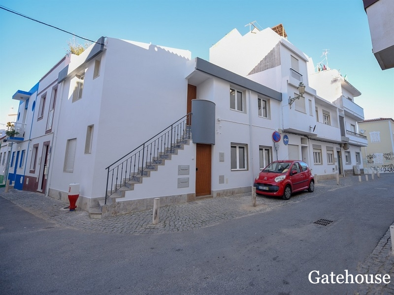 Lagos 1 Bed Renovated Apartment For Sale Algarve