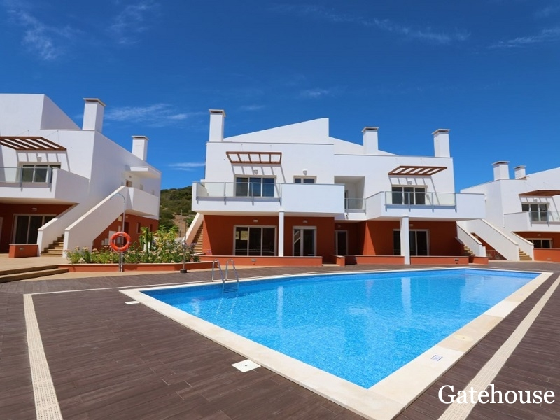 New Apartments For Sale In Burgau West Algarve