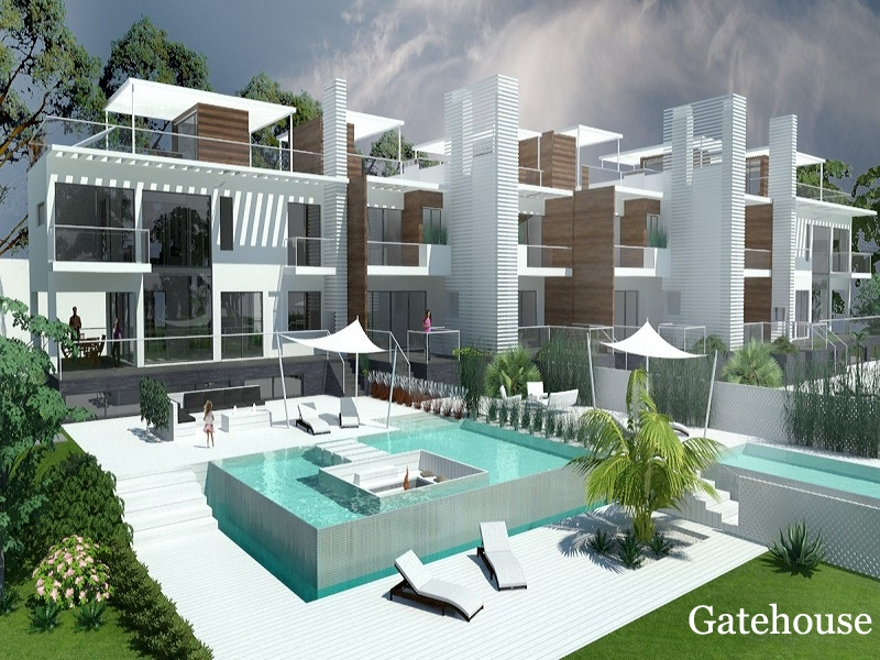 Plot+ Project Approved For Sale In Quarteira Algarve