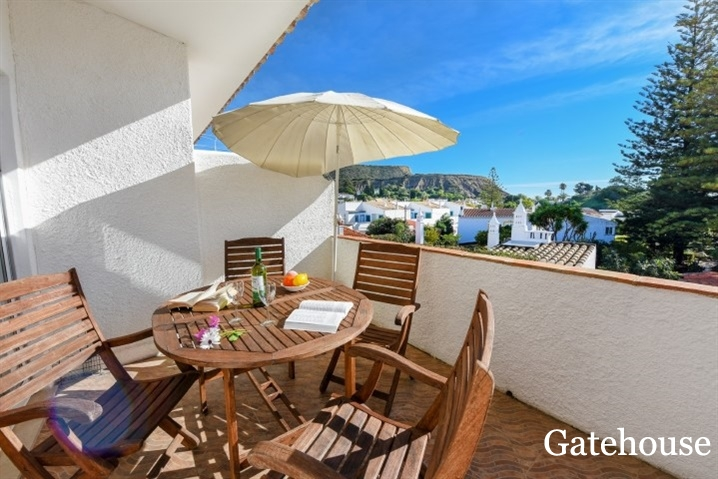 Praia da Luz 2 Bed Traditional Townhouse For Sale
