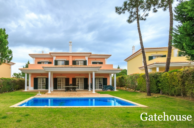 Quinta do Lago Bank Repossession – 4 Bed Villa With Pool