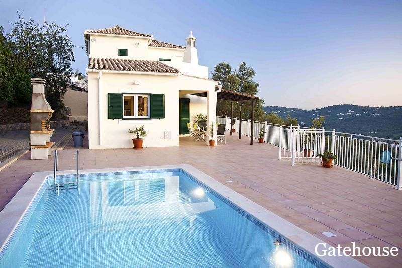 Reduced Property - 3 Bed Villa With Pool For Sale In Sao Bras