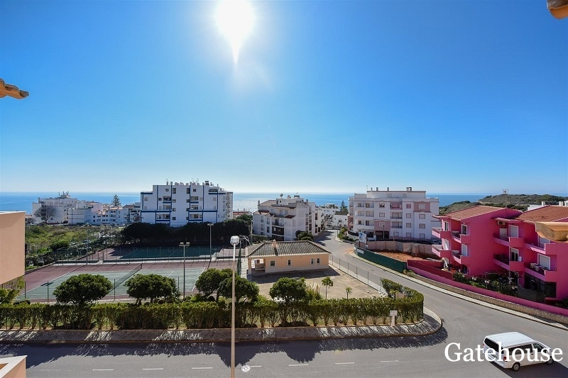 Sea View 3 Beds Apartment For Sale In Lagos Algarve