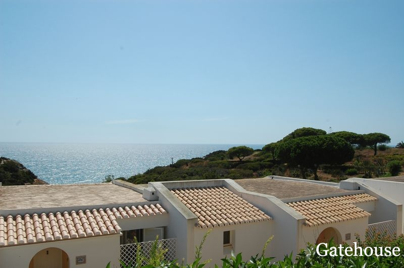 Sea Views 2 Bed Apartment For Sale In Carvoeiro