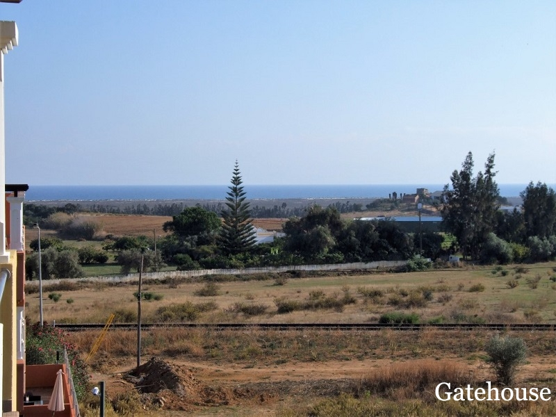 Tavira 2 Bed Sea View Apartment For Sale Algarve