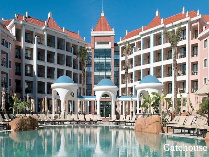 Vilamoura 2 Bed Luxury Apartment For Sale In Cascatas