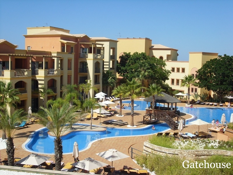 Vilamoura Golf 2 Bed Apartment For Sale In The Residences