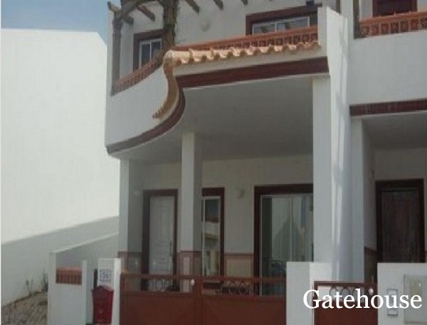 West Algarve - 3 Bed Townhouse For Sale In Burgau