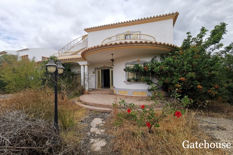4 Bed Bank Repossession Property Sale Castro Marim Algarve