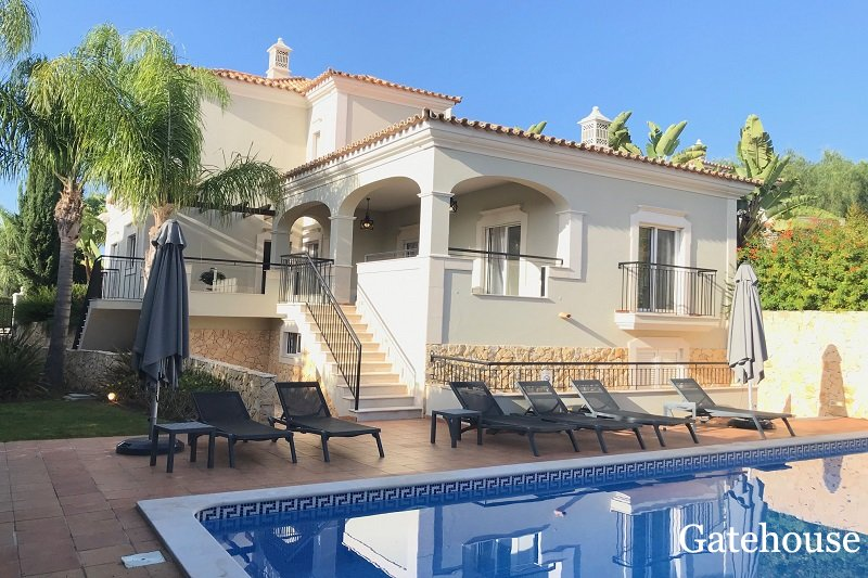 Bank Repossesion Villa Sale In Almancil Algarve