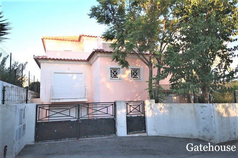 Algarve Bank Repossession For Sale In Loule Portugal