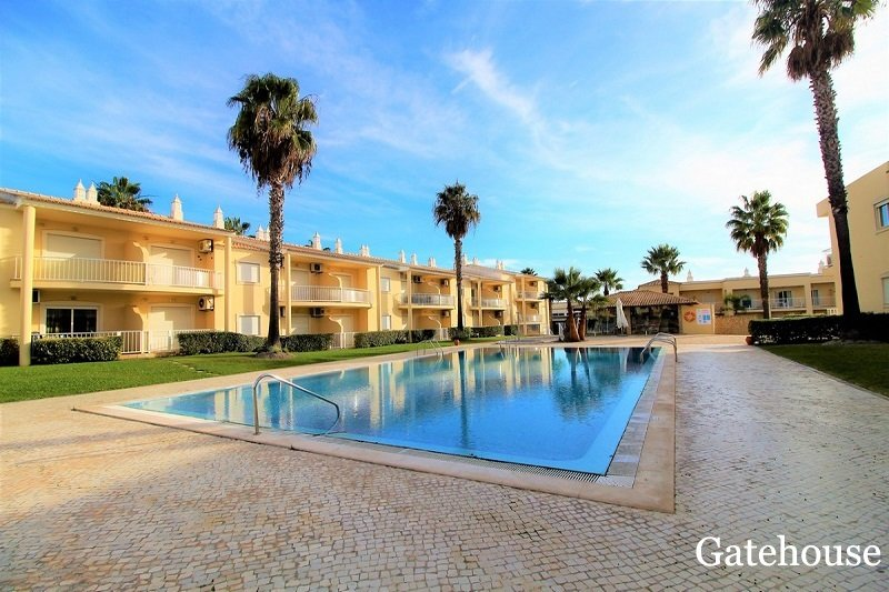 Bank Repossession One Bed Apartment In Albufeira