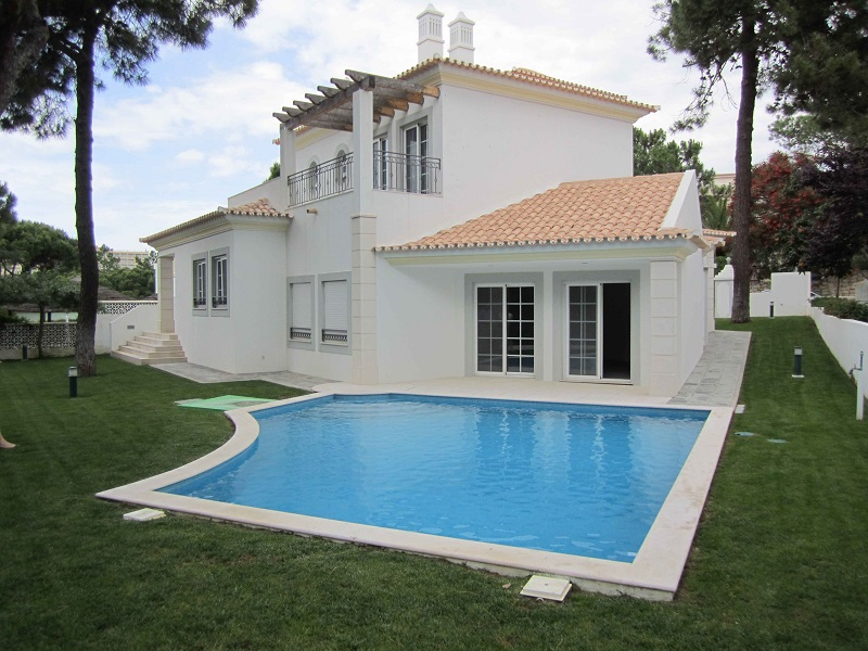 Newly Built Bank Villa For Sale In Vale do Lobo
