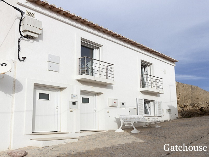 Bargain Algarve Sea View Property For Sale In Aljezur