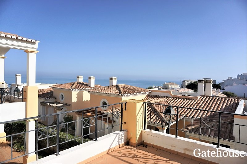 Bargain Algarve Sea View Property For Sale In Salema