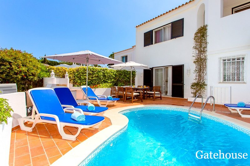 Bargain Vale do Lobo Algarve Villa For Sale