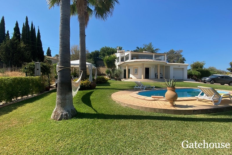 Bargain Villa With 4 Beds In Boliqueime Algarve