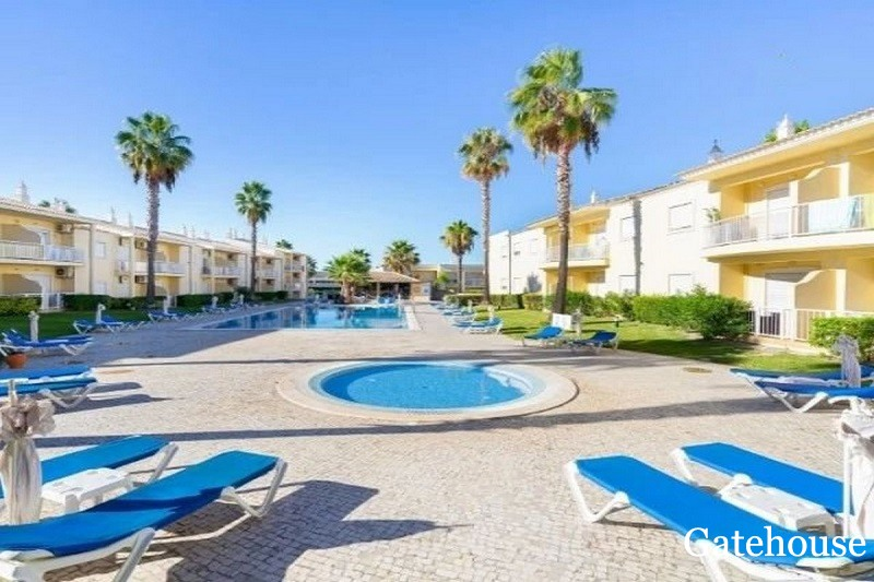 One Bed Bank Repossession Apartment In Albufeira Algarve