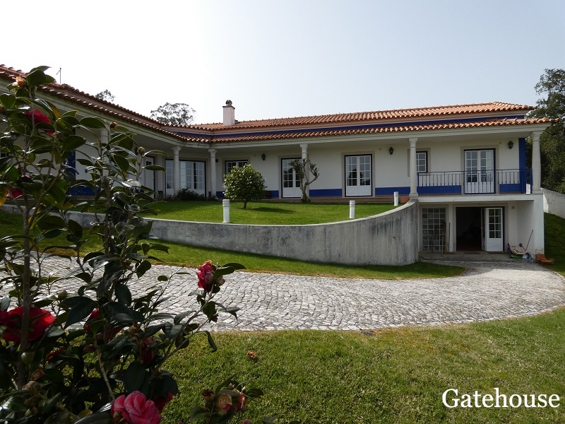 Properties For Sale In The Silver Coast Portugal