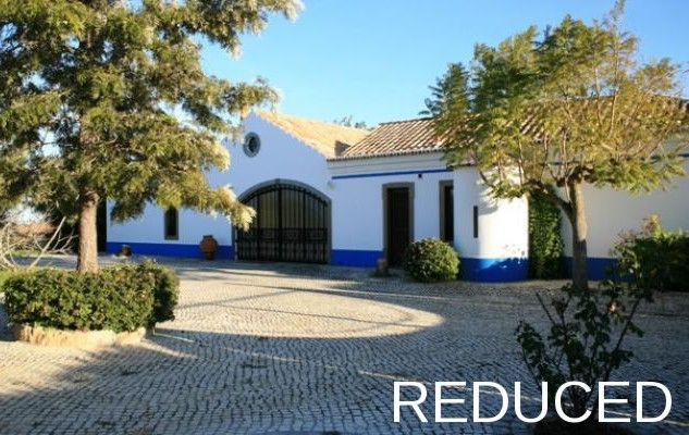 Reduced Farmhouse In Tavira Algarve Portugal | Gatehouse ...