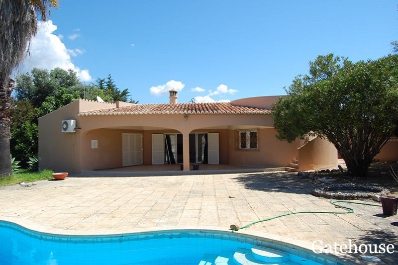 Repos Bargain Villa For Sale In Carvoeiro Algarve
