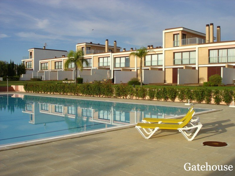 Vilamoura Golf Bank Repossession With 4 Beds