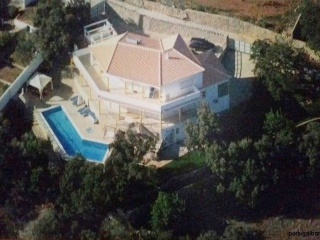 Sao Bras €290,000Court SaleDetached 300m2 villa with 5 beds, 6 baths with swimming pool…