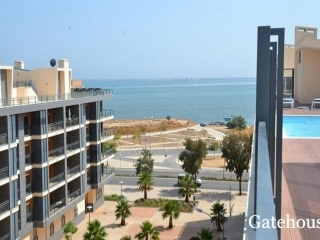 Olhao €170,000Bank RepossessionSea view apartment with 2 beds, 2 baths with swimming pool…