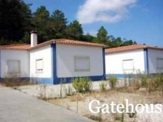 Obidos €251,000Bank RepossessionDetached 4 bed 2 bath country villa with plot of 18,900m2…