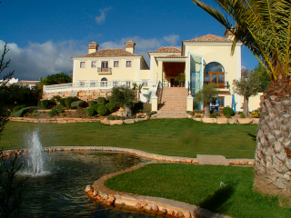 Almancil €1,39 MillBank RepossessionLuxury villa with 6 beds, 7 baths with swimming pool and views…