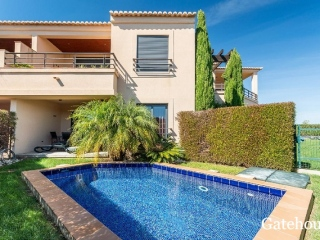 Luz €264,880Bank RepossessionGround floor apartment with 2 beds with its own pool & garden…