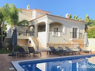 Almancil €815,000Bank RepossessionDetached villa with 4 beds & 4 baths with a swimming pool…